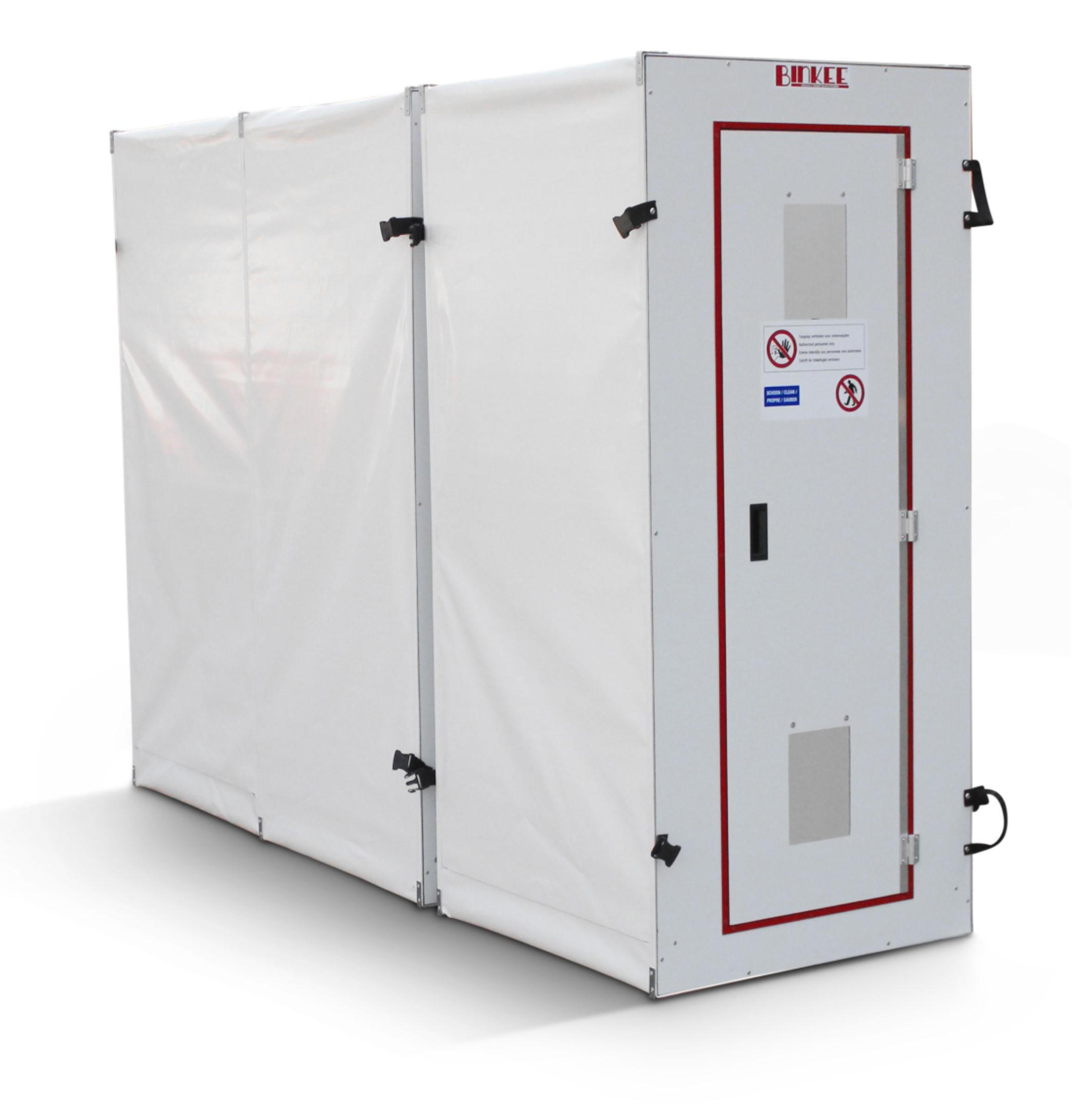 Binkee Decontamination Systems
