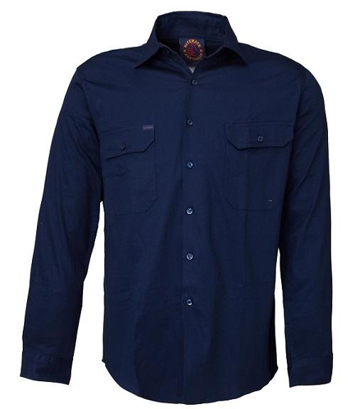 Cotton Drill Shirts