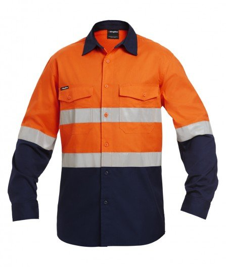 Hi Vis Shirts Day/Night Use