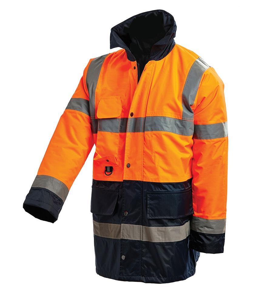 Hi Vis Winter Jackets
