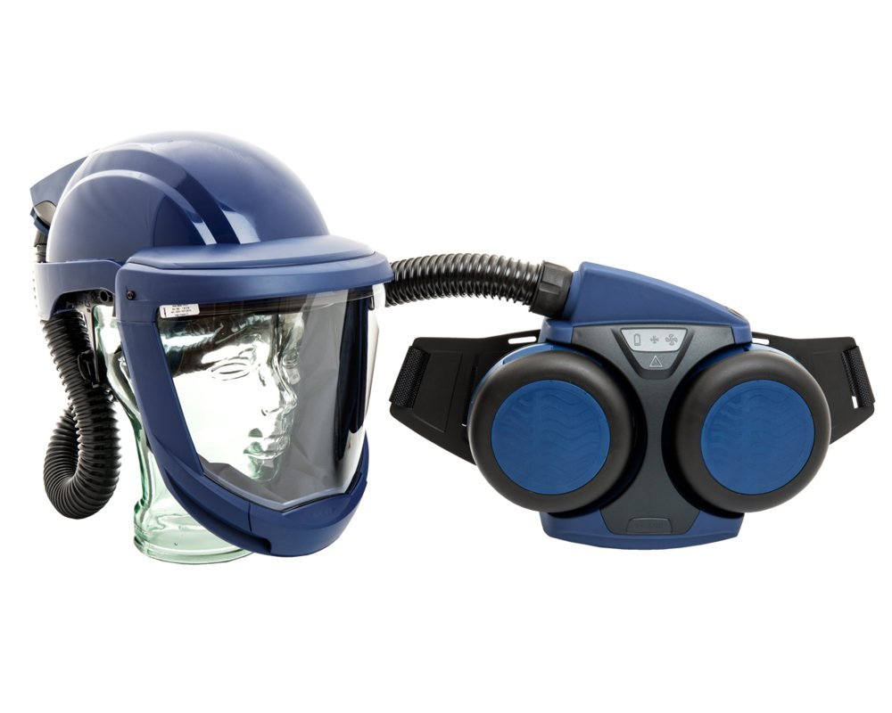 PAPR with Face Shield/Helmet