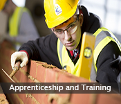 APPRENTICESHIP AND TRAINING