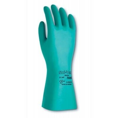 Ansell Solvex Nitrile Glove