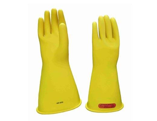 MARIGOLD AN51282 - Rubber Insulated Glove 500V Class 00 SIZE 7