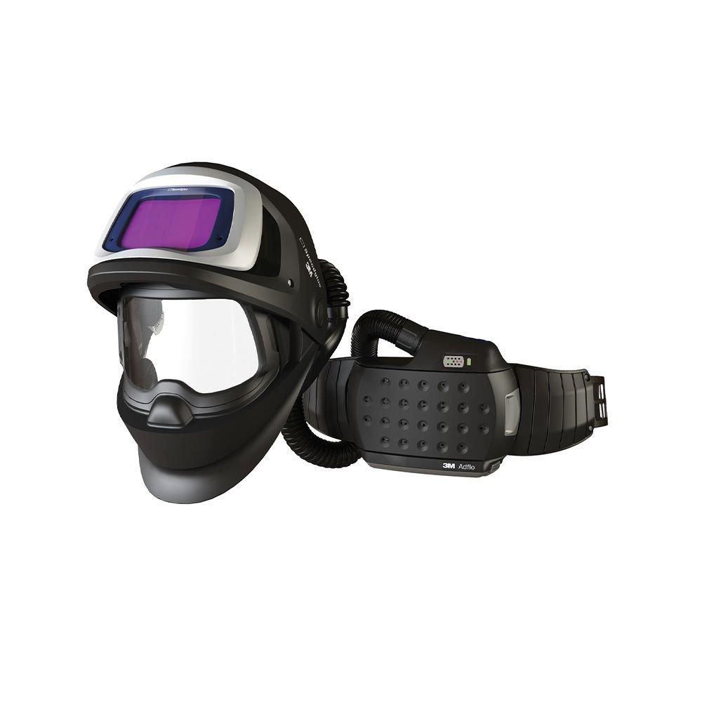 SPEEDGLAS AWS547726 - FlipUp Welding Helmet 9100FXAir w Adflo PAPR