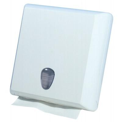 Slim Fold Hand Towel Dispenser with Universal Key
