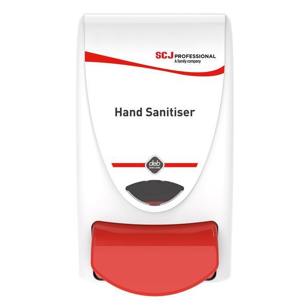 Deb Sanitiser 1lt Dispenser