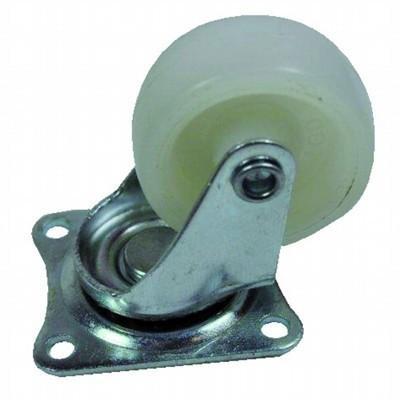 White Nylon Wheel To Suit 16LT Wringer Bucket