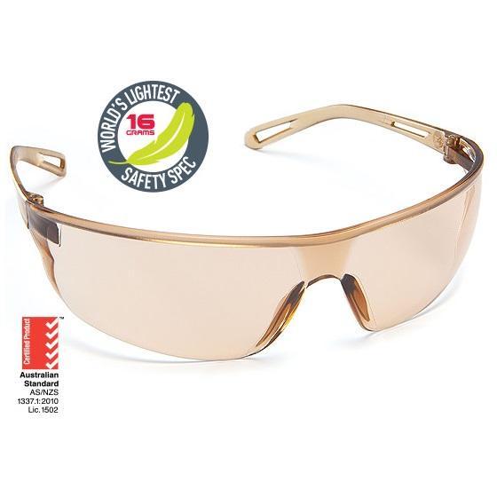 Force360 FPR802 Air Light Brown Specs