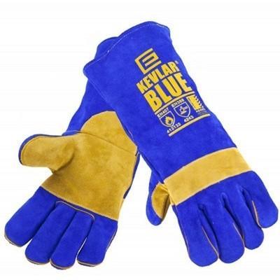Elliotts Kevlar Blue Glove