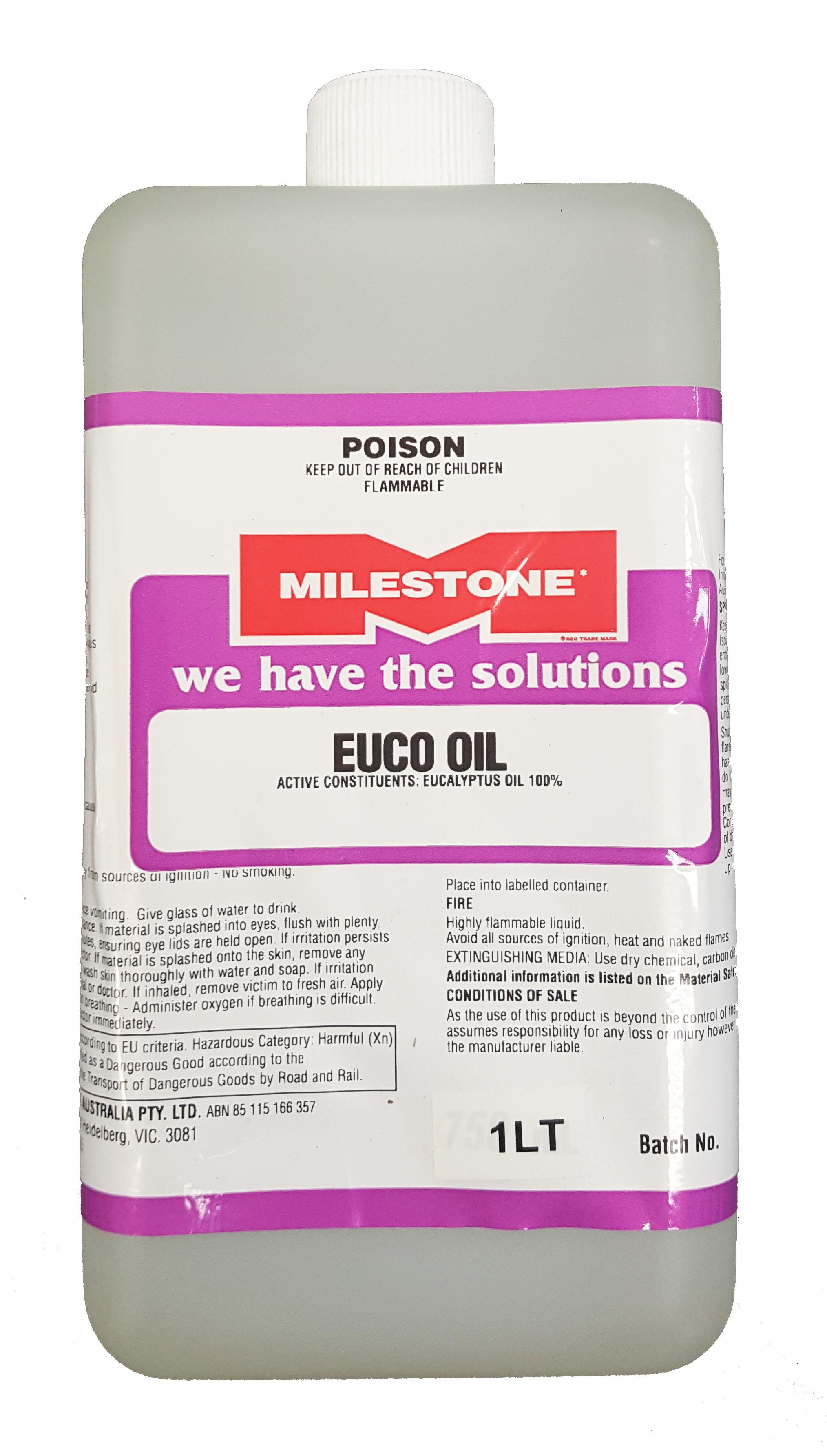 Euco Oil 1lt