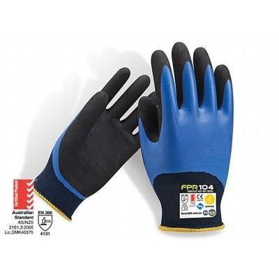Force360 CoolFlex AGT WET Repel Nitrile Glove
