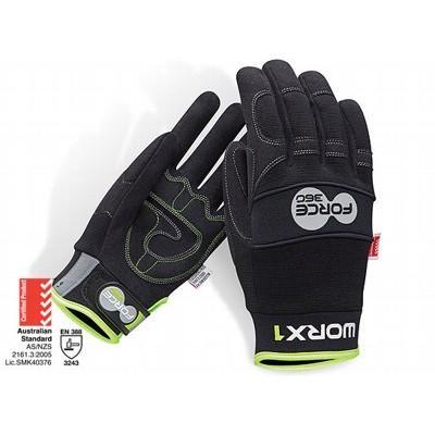 Force360 Worx1 Original Mechanics Glove