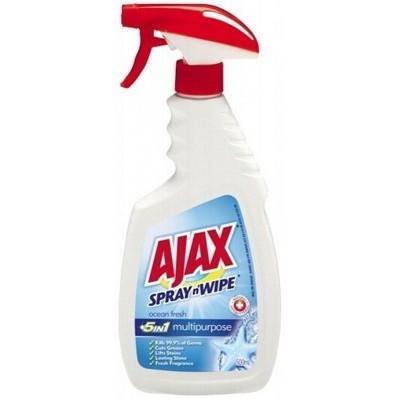 Ajax Spray & Wipe 500ml
