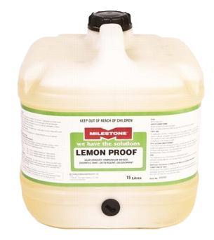 Lemon Proof 15LT