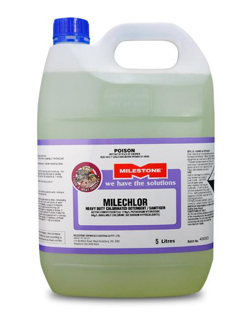 Milechor Foaming Detergent