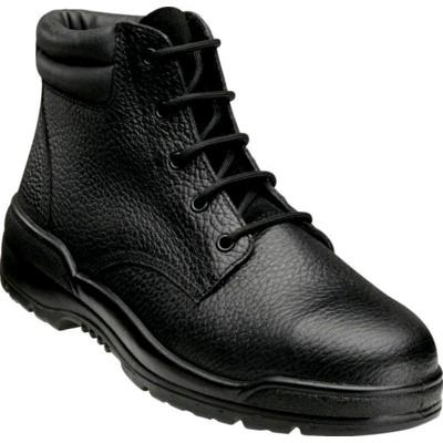 Oliver 15434 Black lace up safety boot