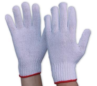 Ladies Interlock Poly/Cotton Liner Glove