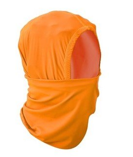 THORZT Hi Vis Orange Cooling Scarf