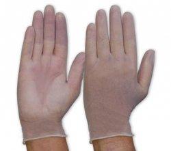 Pro Choice Powder Free Vinyl Disposable Gloves