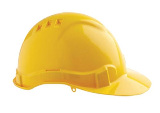 Hard Hat Yellow