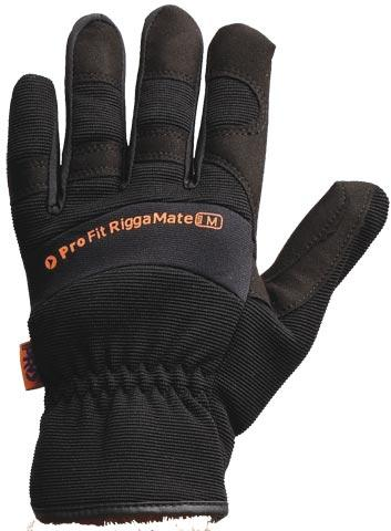 Pro-Fit Riggamate Leather Glove