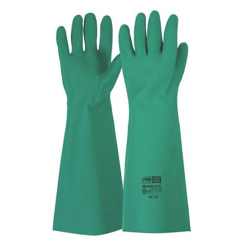 ProChoice Nitrile Gauntlet Gloves - 45cm