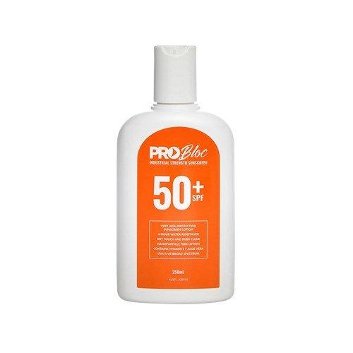 ProBloc SPF 50+ 250ml Sunscreen Bottle