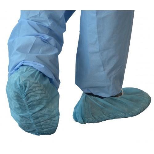 Surefoot PP Shoe Cover Blue