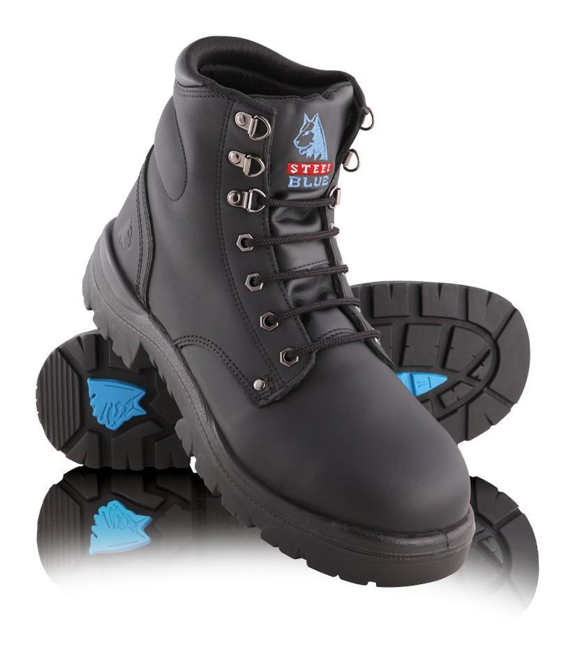 4255413f000 Lace Up Safety Boot