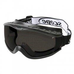 Scope Goggle Smoke Lens