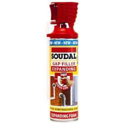 SOUDAL 127968 - Straw Gap Filling Expanding Foam