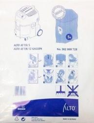 Alto Genuine Liner Bags 5pk 302000728
