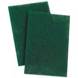 Green Scourer Pad 15 x 10cm