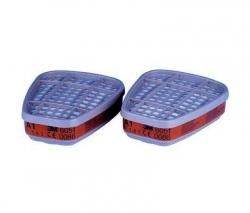 3M A1 Organic Vapour Cartridge Filter Pair