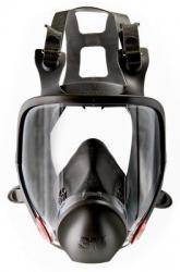 3M6800 - Full Face Respirator - Click for more info