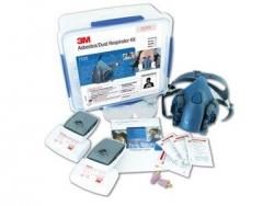 3M 7535 Asbestos/Dust Respirator Kit