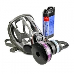 3M Power Flow Full Face Battery Powered Respirator