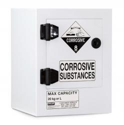 Poly Corrosive Cabinet 20L
