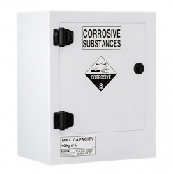 Poly Corrosive Cabinet 40L