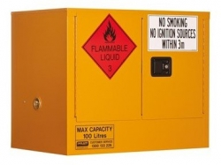 Flammable Storage Cabinet 100L