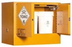 Toxic Storage Cabinet