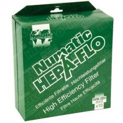 Numatic Genuine HZQ350 Dust bags 10pk