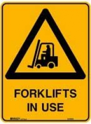 Forklifts In Use 600x450