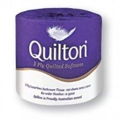 Quliton Premium 3ply 200Sheet Toilet Paper Roll