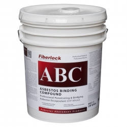 Fibrelock ABC White 19LTR