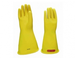 Marigold Rubber Insulated Glove 500V Class 00 - 280mm