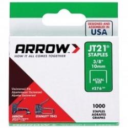 ARROW AR276 - JT21 10mm Staples
