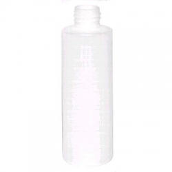 Plastic Bottle 250ml Natural