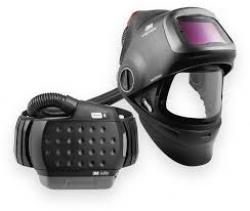 SPEEDGLAS AWS617830 - G5-01VC Helmet w Heavy Duty Adflo PAPR